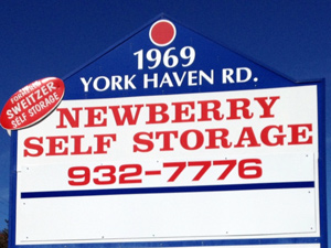 Newberry Storage in Etters, PA